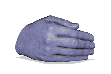 right hand 3